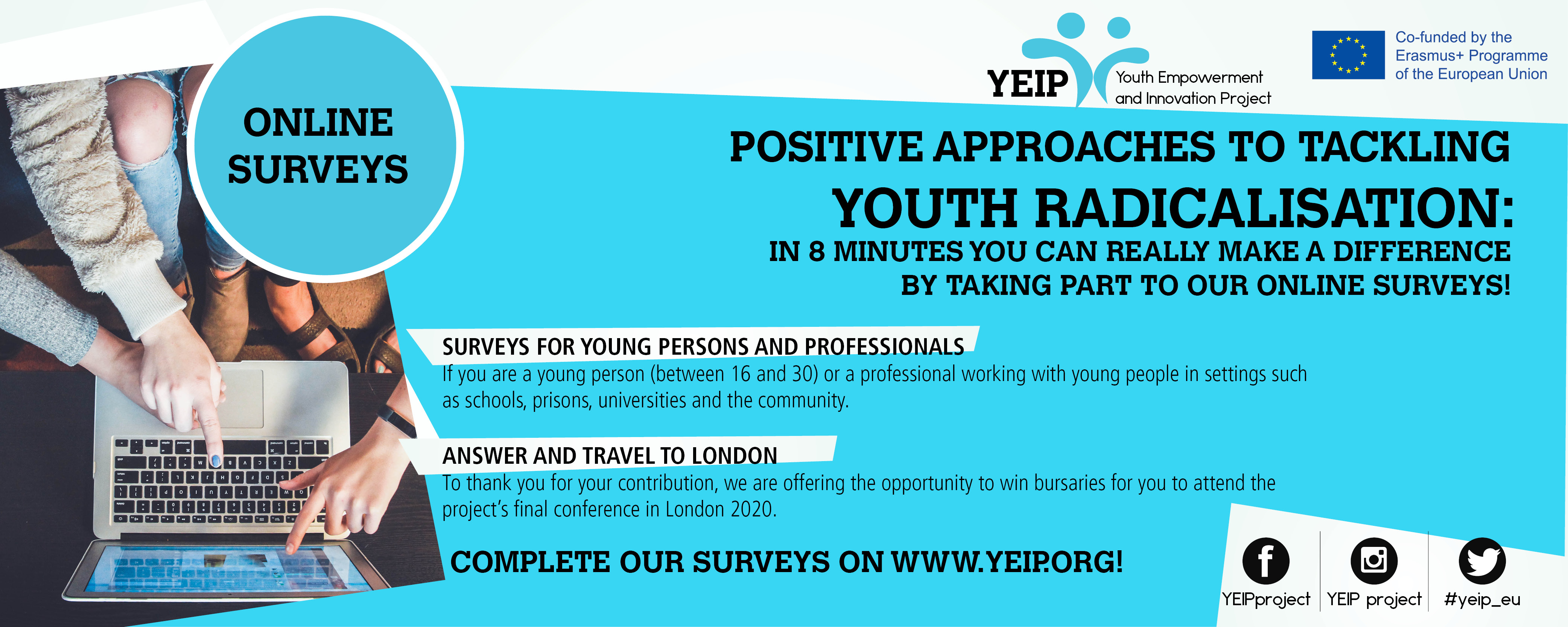 YEIP - Youth Empowerment and Innovation Project